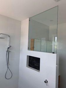 Frameless Glass Showerscreens