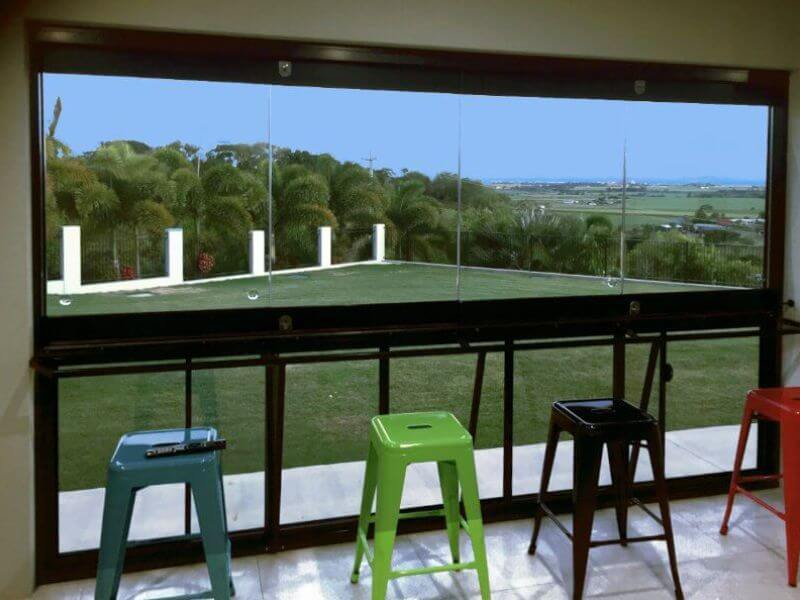 Frameless Bifold Windows & Services - Outback Doors Australia